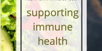 Immune Support Advert