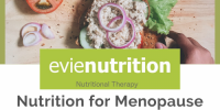 Nutriton for menopause