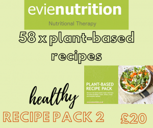 healthy plant based recipes
