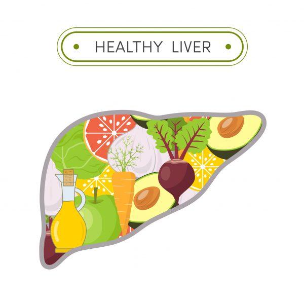 Healthy liver detox